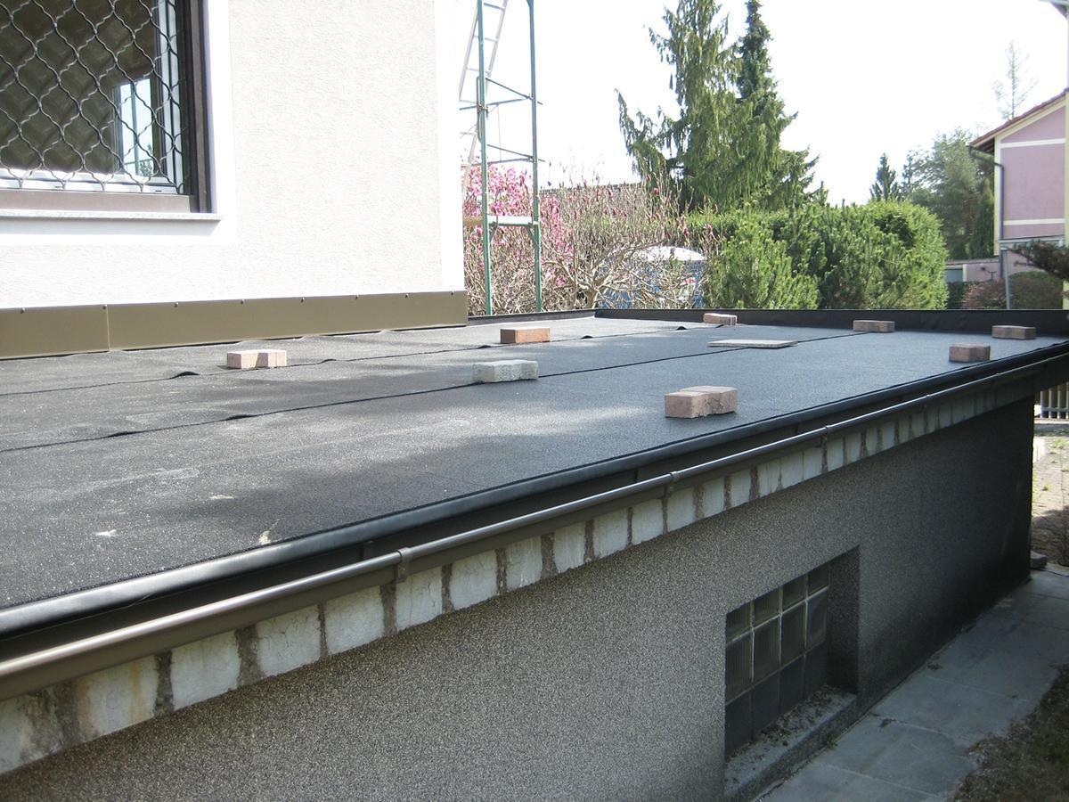 Balkonabdichtung / Terrassenabdichtung Spenglerei & Glaserei Raischauer - Weiz