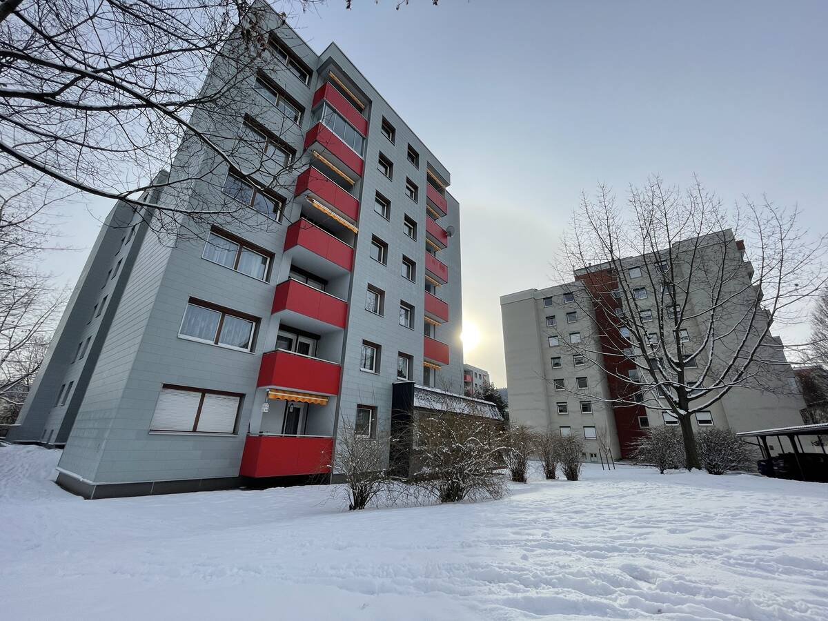 Eternitfassade Dachdeckerei & Spengler Sajowitz Leoben