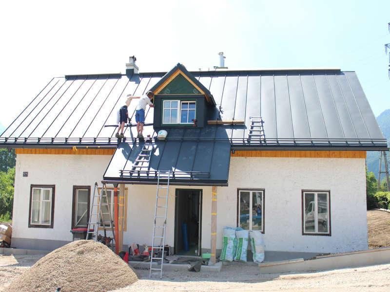 Blechdach Dachdecker & Spengler Steinbauer Judenburg
