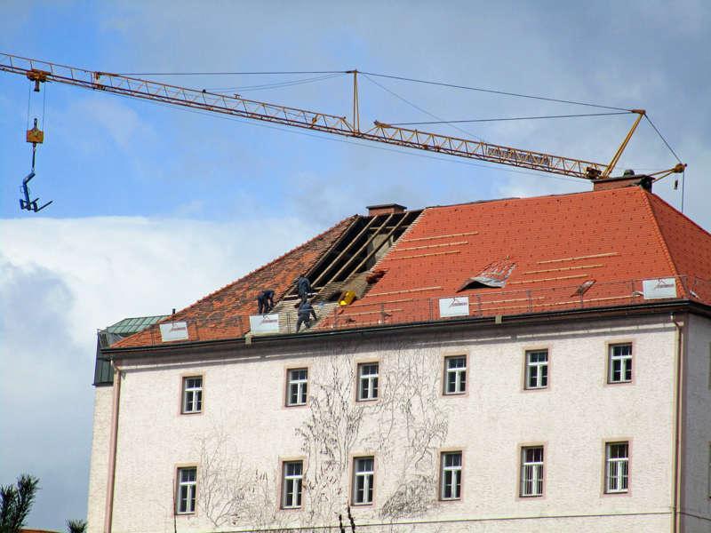 Dachsanierung Dachdecker & Spengler Steinbauer Judenburg