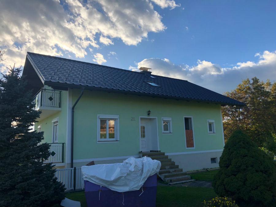 Dachsanierung Dachdecker, Spengler Salamon & Scherr - Paldau