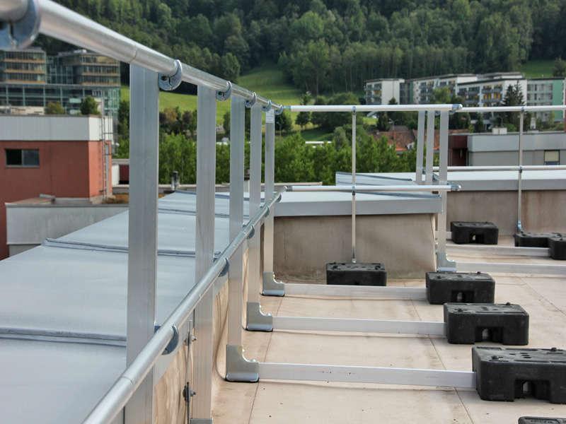 Dachsicherheitssysteme Dachdeckerei & Spengler Sajowitz Leoben
