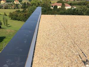 Bild zeigt Dachsicherheitssystem