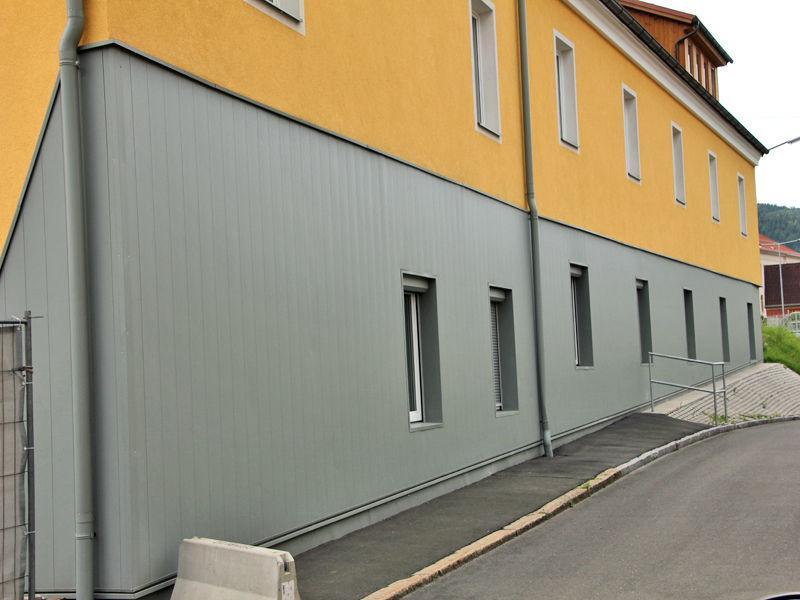 Fassade Dachdeckerei & Spengler Sajowitz Leoben