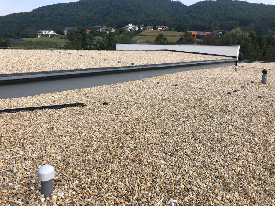 Flachdach Dachdecker, Spengler Salamon & Scherr - Paldau