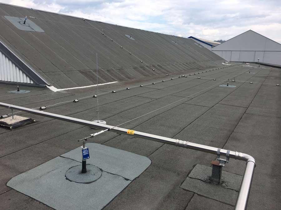 Dachsicherheitssysteme Dachdecker & Spengler Bau & Dach - Graz