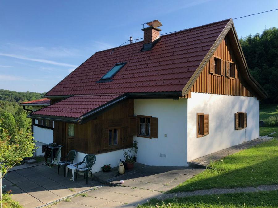 Steildach Dachdecker, Spengler Salamon & Scherr - Paldau