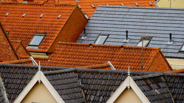 Bild zeigt Dächer